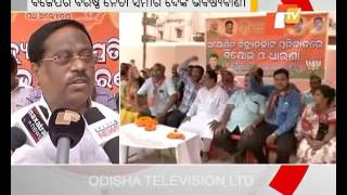 BJP's Sameer Dey forecasts BJD rule in Odisha will crumble before 2019