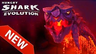 PYRO SHARK! - Hungry Shark Evolution Part 36 (Hungry Shark Evo)