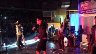 Tanya Markova - Sound Check + Da Facebook Song HD (Live @ Cuneta Astrodome 10.23.2013)