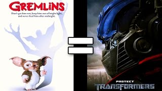 24 Reasons Gremlins & Transformers Are The Same Movie