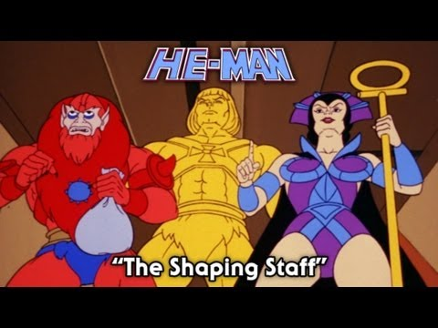 He-Man - The Shaping Staff - FULL episode