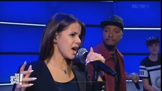 Soprano ft. Marina Kaye - Mon Everest / Live 'De Quoi Je Me Mêle' RTL TVI 20.10.16