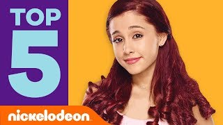 Ariana Grande's TOP 5 Musical Moments! 🎤 | Nick