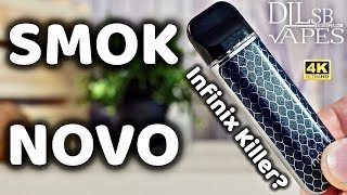 SMOK NOVO, better than the Infinix?