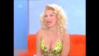 Sexy Eleni Menegaki Huge Cleavage 10-4-2007 (Ελένη Μενεγάκη)