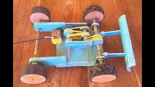How to make a mini Bulldozer using my own mechanic system