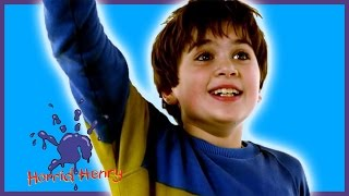 Back to school with Horrid Henry the Movie!