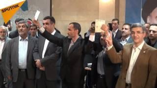 ثبت نام احمدی نژاد برای دوره جدید ریاست جمهوری ایران