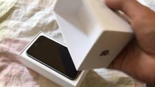 Unboxing new IPhone SE 64GB Indian variant 2017