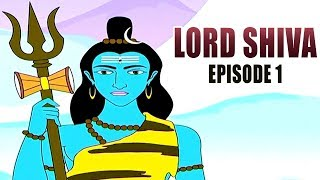 Lord Shiva Stories Episode 1 | Mythlological Stories | Kids Animated Stories | Masti Ki Paathshaala