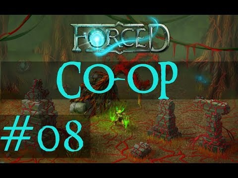 FORCED (Co-op) Walkthrough - #8 Three Choices