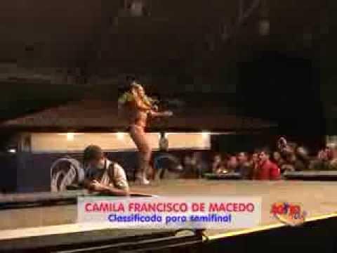RAINHA DO CARNAVAL DO RIO 2014 eliminatória