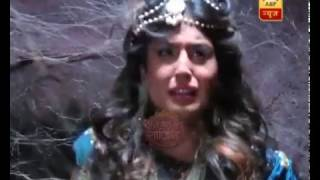 Chandra Kanta is lost in caves and her life is in danger