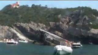 Isle of Tino near Portovenere
