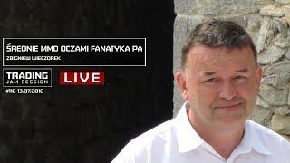 Średnie MMD oczami fanatyka PA, Zbigniew Wieczorek, #116 TJS