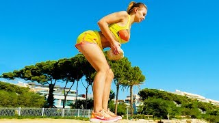 NO GYM FULL BODY OUTDOOR WORKOUT