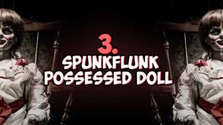 Most Wired 5 Haunted Dolls Caught On Camera Moving  Spotted In Real Life