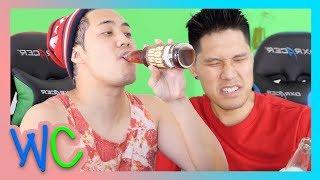 TRUTH OR DRINK: GROSS SODA (WILD CARD)