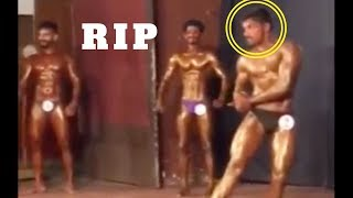 RIP Bodybuilder from Mangalore dies on stage at Bodybuilding Contest