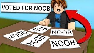 YOU VOTE WHO DIES IN ROBLOX