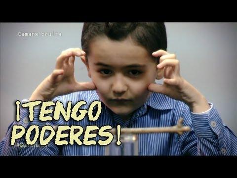 Cámara oculta de niños en El Hormiguero Magia potagia