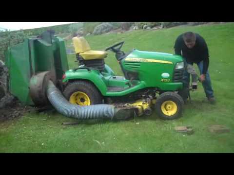 Ensilage tracteur tondeuse vidoemo emotional video unity - Tondeuse john deere jm36 ...