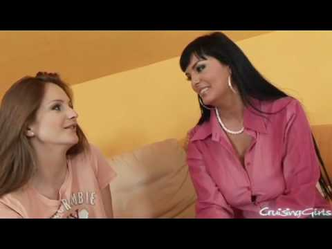 Sandra Shine and Jasmine Black Interview