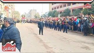 ملايين يشيعون جنازة امين الشرطة شهيد تفجير الدرب الاحمر