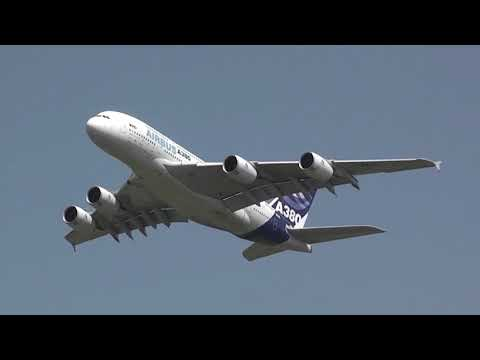watch Top 10 Biggest Passenger Aircraft in the World