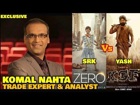 Xxx Mp4 ZERO Vs KGF Komal Nahta TRADE EXPERT REACTION SRK Vs Yash No Solo Release For ZERO On 21st Dec 3gp Sex