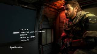 How to download and install METAL GEAR SOLID 5 The Phantom Pain for free for windows 7/8/8.1/10
