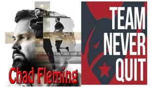 Comedy- Never Quit Podcast- EP.# 6: Chad Fleming  -Team Never Quit Podcast