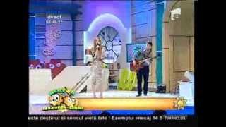 """Premieră la Neatza! Ester - """"Iubire"""" - Neatza cu Razvan si Dani"""