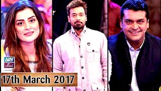 Salam Zindagi - Can You Do The Dares - 17th March 2017