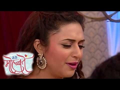 Yeh Hai Mohabbatein | 3rd October 2016 | Aliya REVEALS That She LOVES Adi