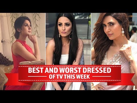 Xxx Mp4 Jennifer Winget Anita Hassanandani Karishma Tanna TV S Best And Worst Dressed Of The Week 3gp Sex