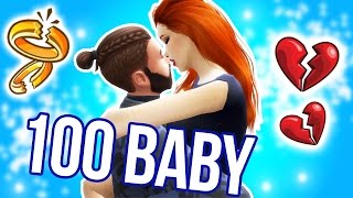 Let's Play The Sims 4: 100 Baby Challenge Episode 103