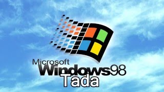Windows 98 Sound: Tada