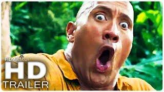 JUMANJI 2 Trailer 3 (2017)