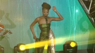 Efya performs @ VGMA 2016