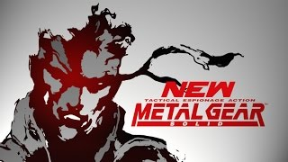 Hideo Kojima New Partnership Sony PS4 2016 - Konami  NEW METAL GEAR GAME Hiring Devs