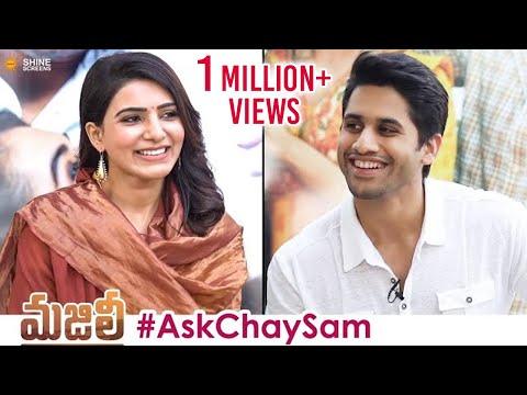 Xxx Mp4 AskChaySam Naga Chaitanya Amp Samantha Love Tips To Fans MAJILI Telugu Movie SHINE Screens 3gp Sex