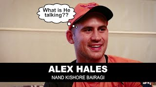 Alex Hales | Nand Kishore Bairagi - नन्द किशोर बैरागी | RJ Kisna | Sunrisers Hyderabad | IPL 2018