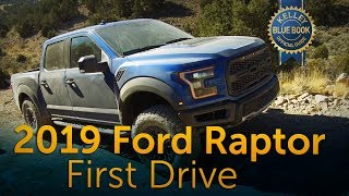 2019 Ford Raptor - First Drive