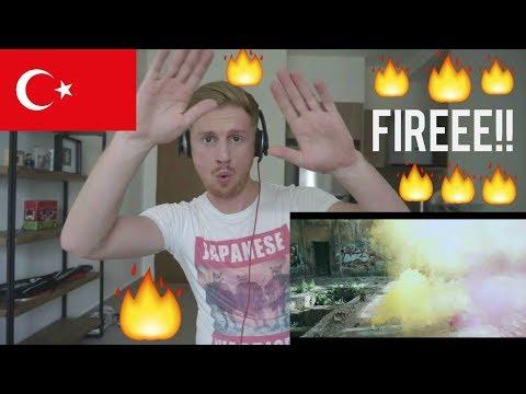 (FIREEE!!) Kafalar - Sizsiniz (feat. Pi, Fery & Selim Muran) // TURKISH RAP REACTION
