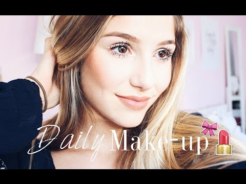 Daily Make-up look / CXC ❥