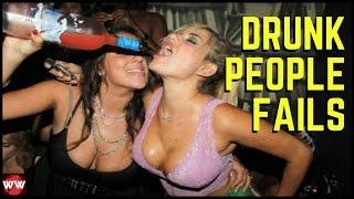 20 Epic Drunk People FAILS!