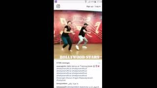 Jai Kumar Nair And Helly Shah DANCE #INSTAGRAM HD - Jhalak Dikhhla Jaa 9