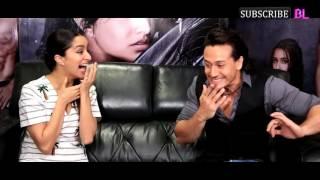 Tiger Shroff & Shraddha Kapoor exclusive  play DUMBCHARADES and it