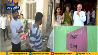 Political leaders cast their vote in 7th phase of LS election 2019